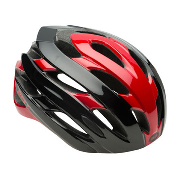 Bell Event Cycling Helmet (Red/Black)