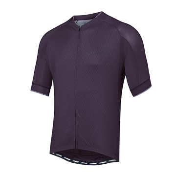 Madison Sportive Mens Short Sleeve Cycling Jersey (Black Diamonds)