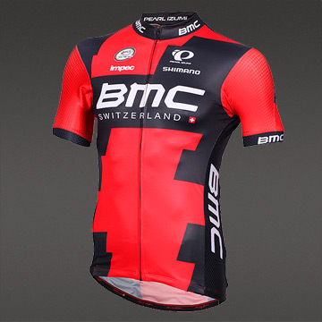 Pearl Izumi BMC Road Team Pro Speed Ltd Jersey 2015