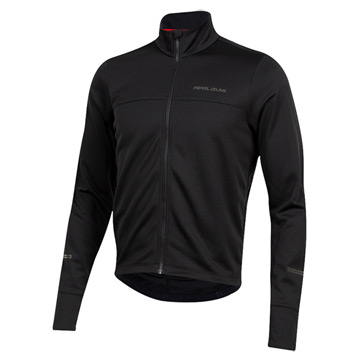 Pearl Izumi Quest Mens Thermal Cycling Jersey (Black)
