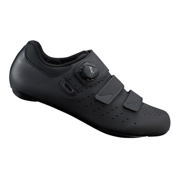 Shimano RP4 SPD-SL Mens Cycling Shoes (Black)